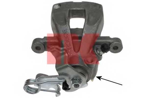 Тормозной суппорт NK 2137125 - изображение