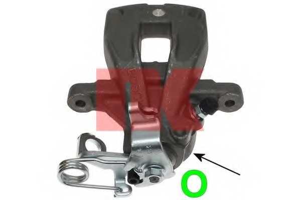 Тормозной суппорт NK 2137127 - изображение