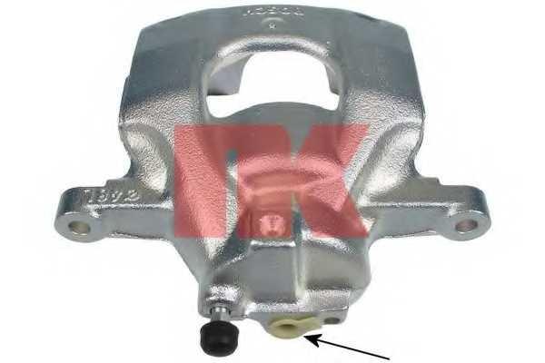 Тормозной суппорт NK 2137129 - изображение