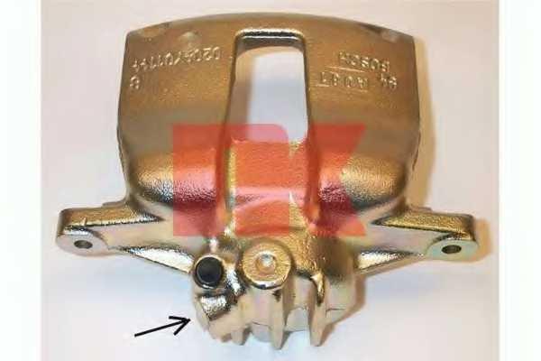 Тормозной суппорт NK 213747 - изображение