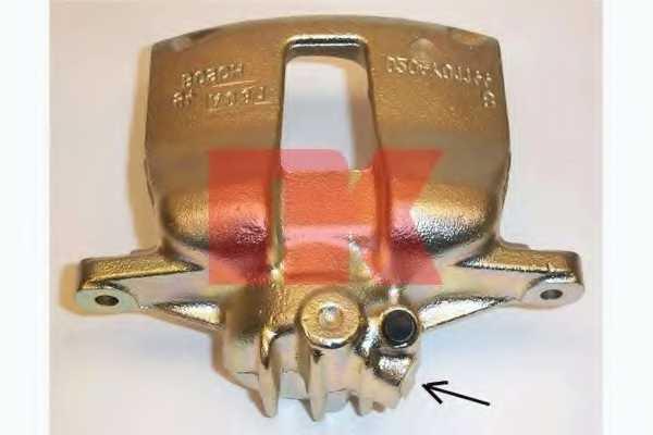 Тормозной суппорт NK 213748 - изображение