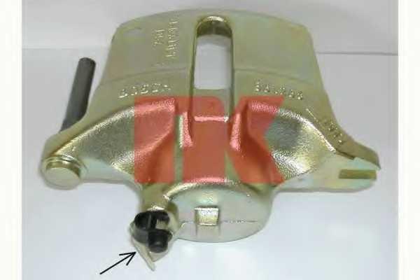 Тормозной суппорт NK 213911 - изображение