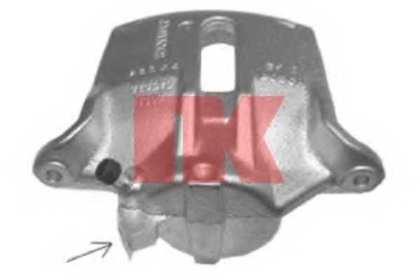 Тормозной суппорт NK 2139125 - изображение