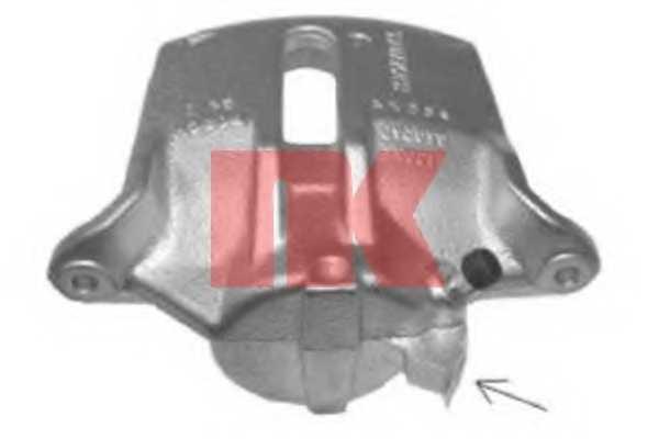 Тормозной суппорт NK 2139126 - изображение