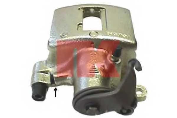 Тормозной суппорт NK 213979 - изображение
