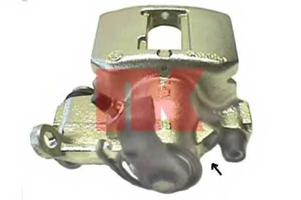 Тормозной суппорт NK 213985 - изображение