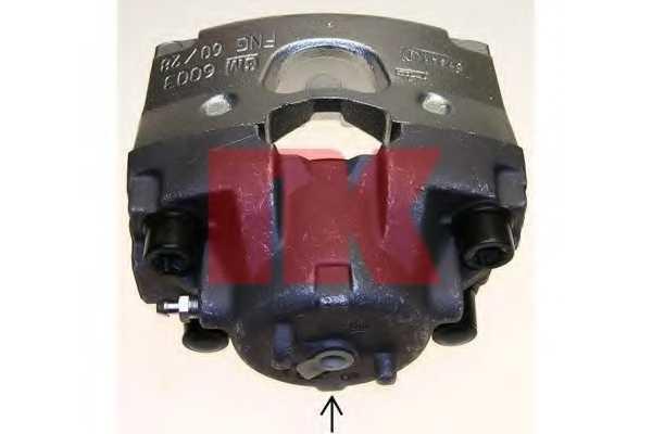 Тормозной суппорт NK 214135 - изображение