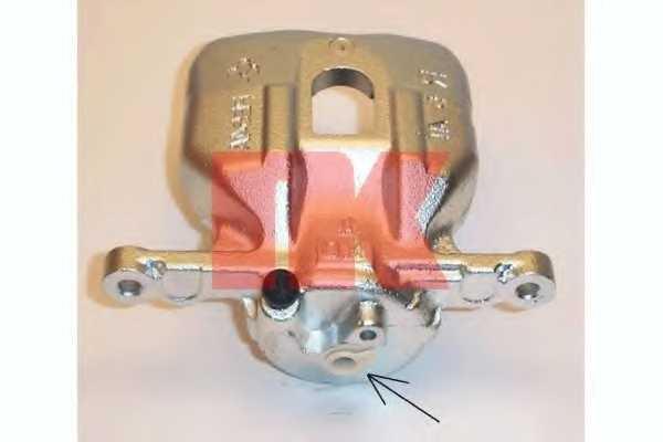 Тормозной суппорт NK 2145125 - изображение