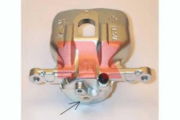 Тормозной суппорт NK 2145126 - изображение