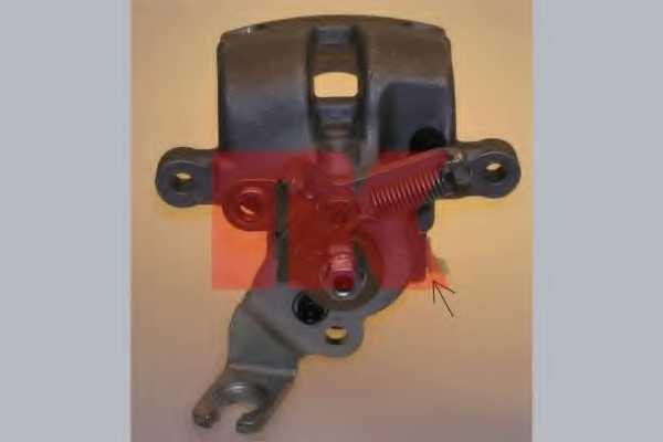 Тормозной суппорт NK 2145129 - изображение