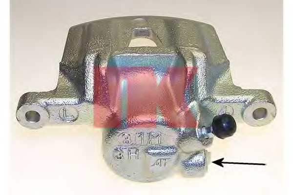 Тормозной суппорт NK 2145181 - изображение