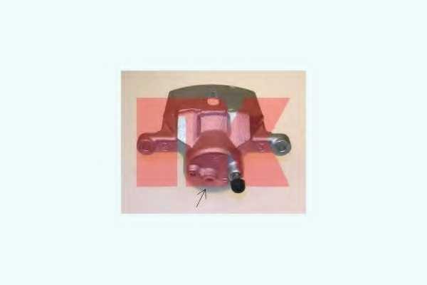 Тормозной суппорт NK 2145184 - изображение