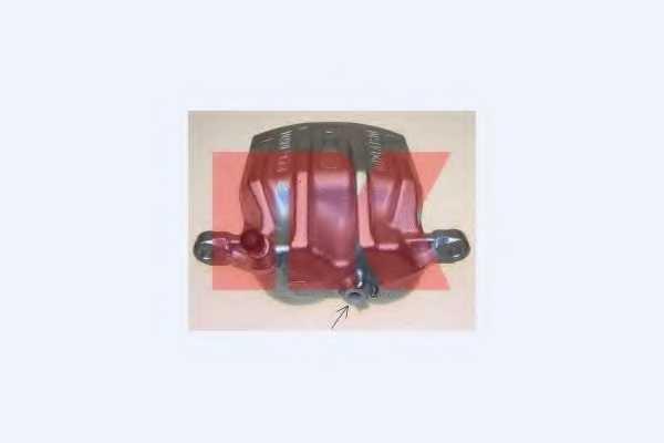 Тормозной суппорт NK 2145195 - изображение