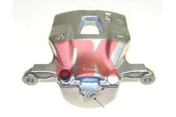 Тормозной суппорт NK 2145211 - изображение