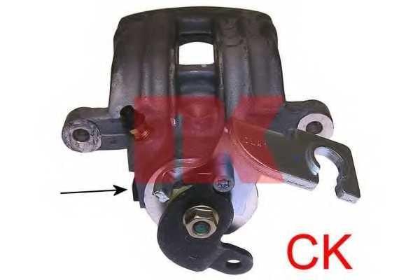 Тормозной суппорт NK 2145219 - изображение