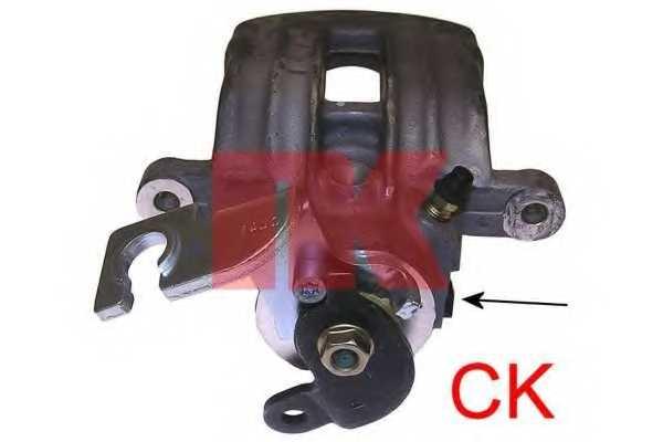 Тормозной суппорт NK 2145220 - изображение