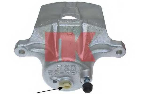 Тормозной суппорт NK 2145230 - изображение