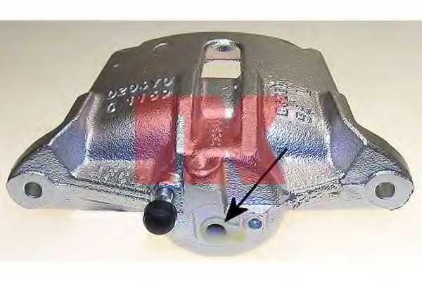 Тормозной суппорт NK 2145237 - изображение