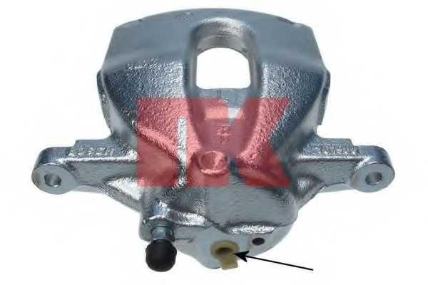 Тормозной суппорт NK 2145257 - изображение
