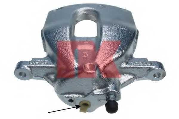 Тормозной суппорт NK 2145258 - изображение