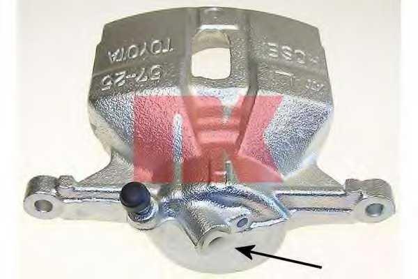 Тормозной суппорт NK 214597 - изображение