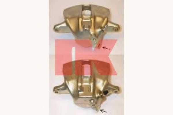 Тормозной суппорт NK 214712 - изображение