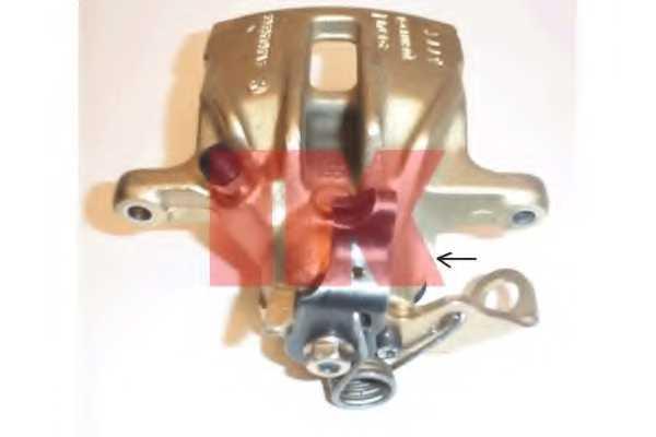 Тормозной суппорт NK 2147138 - изображение