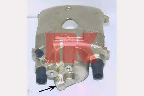 Тормозной суппорт NK 2147159 - изображение