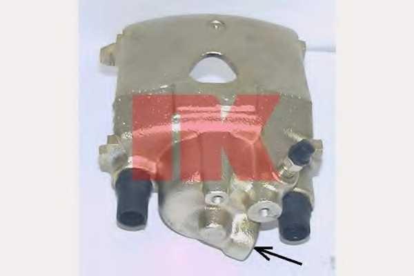 Тормозной суппорт NK 2147160 - изображение