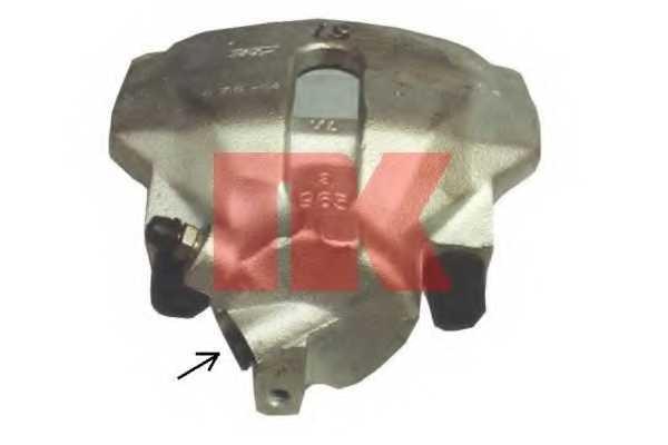Тормозной суппорт NK 2147227 - изображение