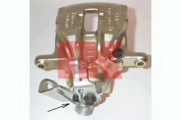 Тормозной суппорт NK 2147243 - изображение