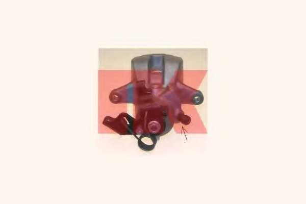 Тормозной суппорт NK 2147265 - изображение