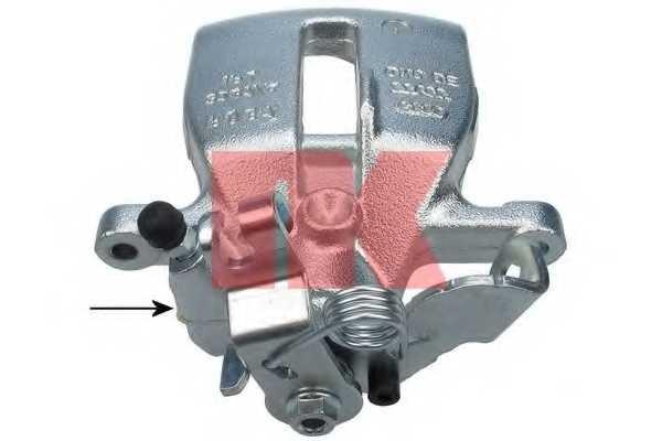 Тормозной суппорт NK 2147300 - изображение