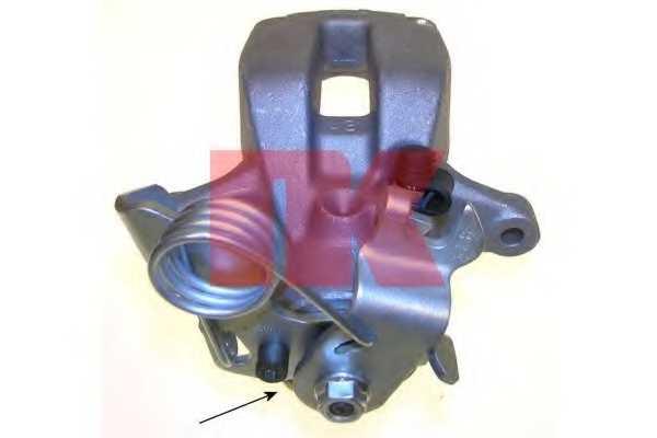 Тормозной суппорт NK 2147305 - изображение