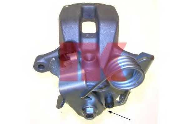 Тормозной суппорт NK 2147306 - изображение