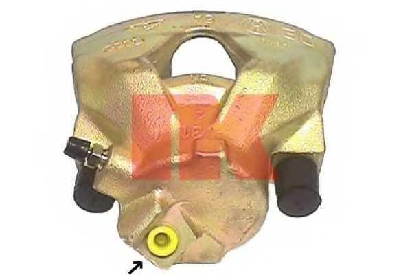 Тормозной суппорт NK 214745 - изображение
