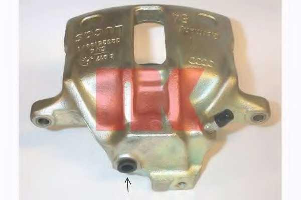 Тормозной суппорт NK 214749 - изображение
