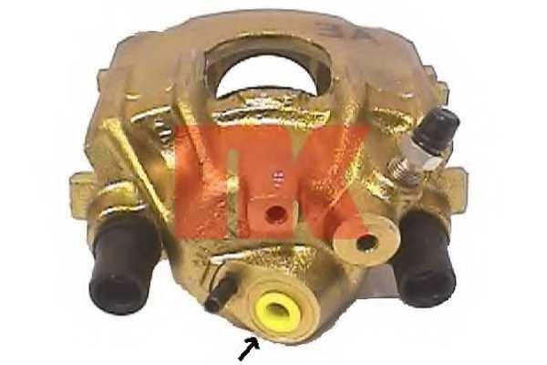 Тормозной суппорт NK 214756 - изображение