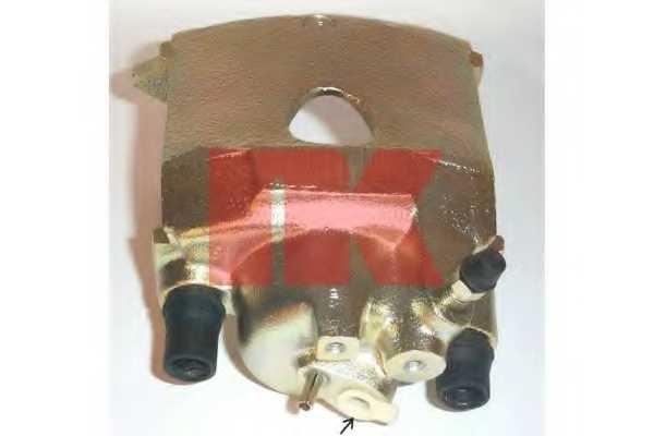Тормозной суппорт NK 214758 - изображение