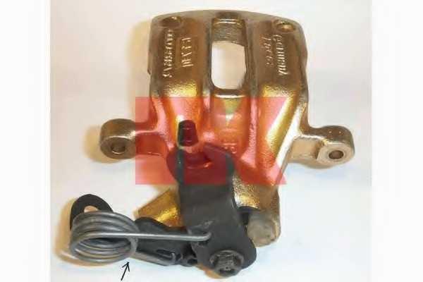 Тормозной суппорт NK 214764 - изображение