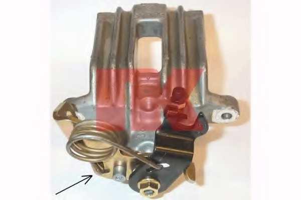 Тормозной суппорт NK 214769 - изображение