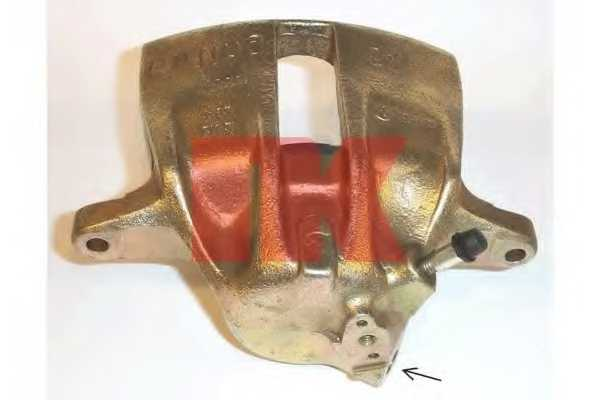 Тормозной суппорт NK 214772 - изображение