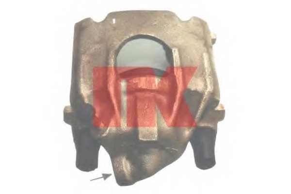 Тормозной суппорт NK 214781 - изображение