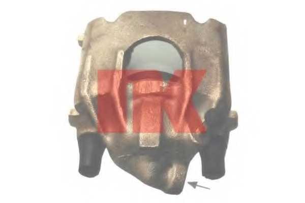 Тормозной суппорт NK 214782 - изображение