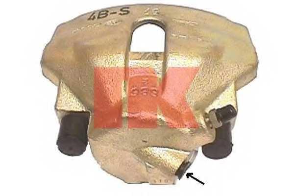 Тормозной суппорт NK 214789 - изображение