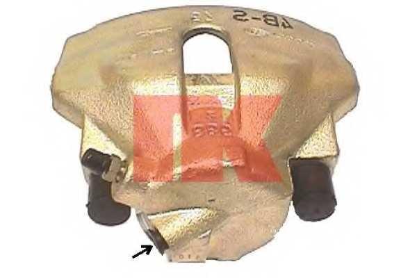 Тормозной суппорт NK 214790 - изображение