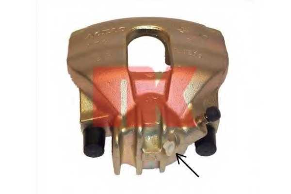 Тормозной суппорт NK 214836 - изображение