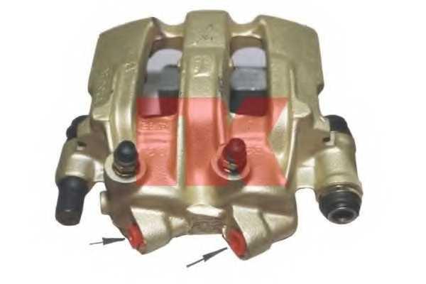 Тормозной суппорт NK 214848 - изображение