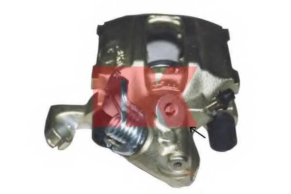 Тормозной суппорт NK 214871 - изображение
