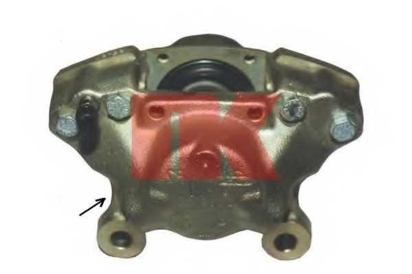 Тормозной суппорт NK 214884 - изображение